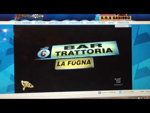 immagine di anteprima del video: Striscia la Notizia alla Trattoria La Fogna